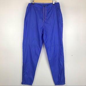 Vintage 90s Windbreaker Pants